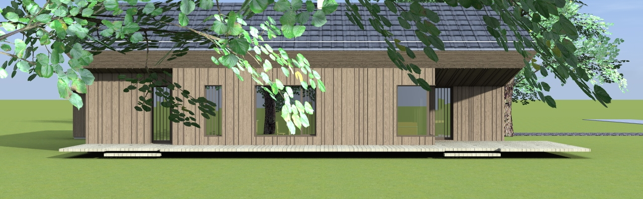 A house under construction with lot in Kuusalu for sale for 228 000 EUR